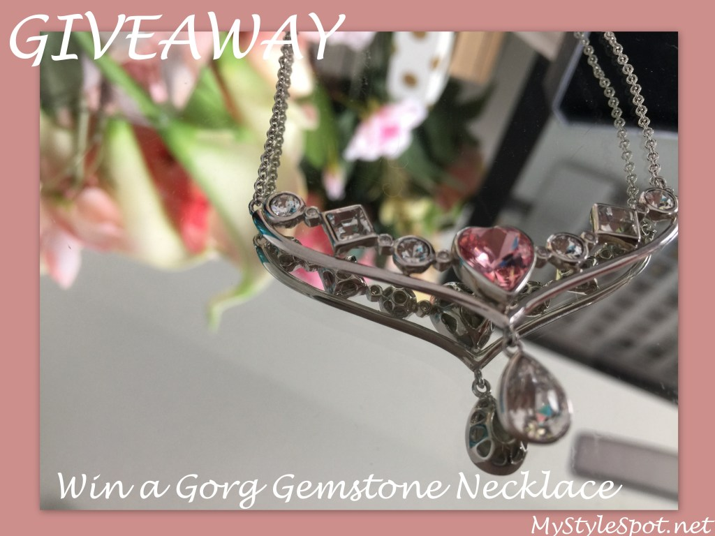 GIVEAWAY: Win A Gorgeous Gemstone Necklace + Over 45 Other Prizes!