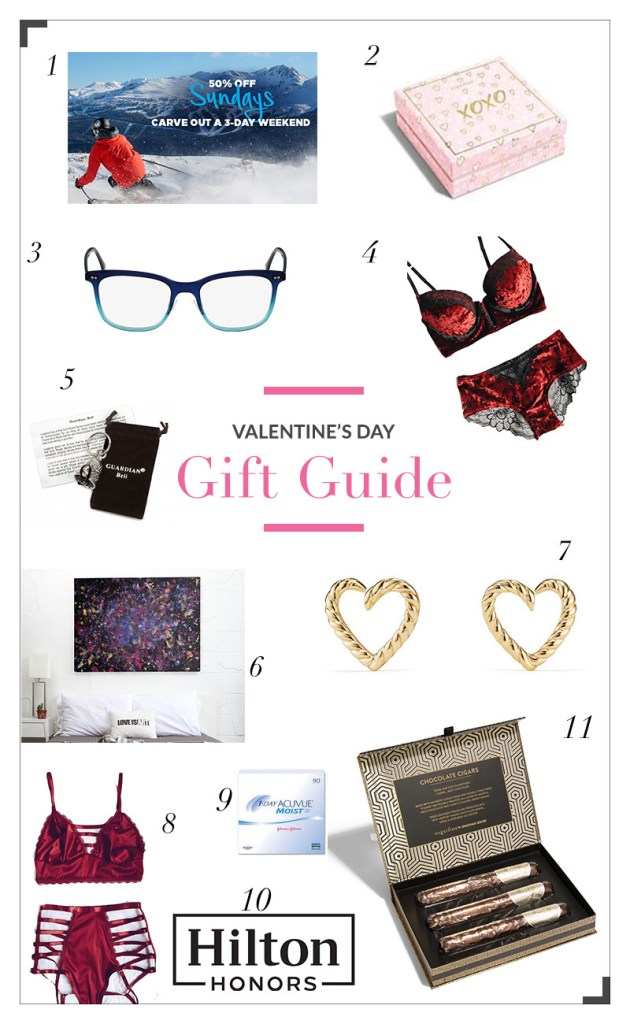 The 2018 Valentine's Day Gift Guide