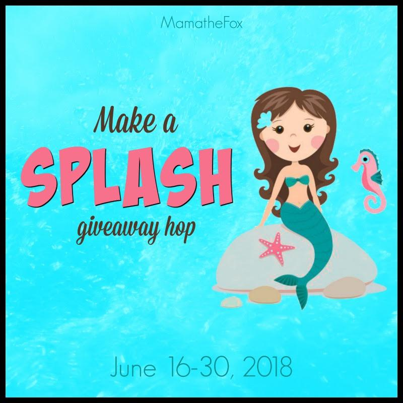 make a splash giveaway blog hop