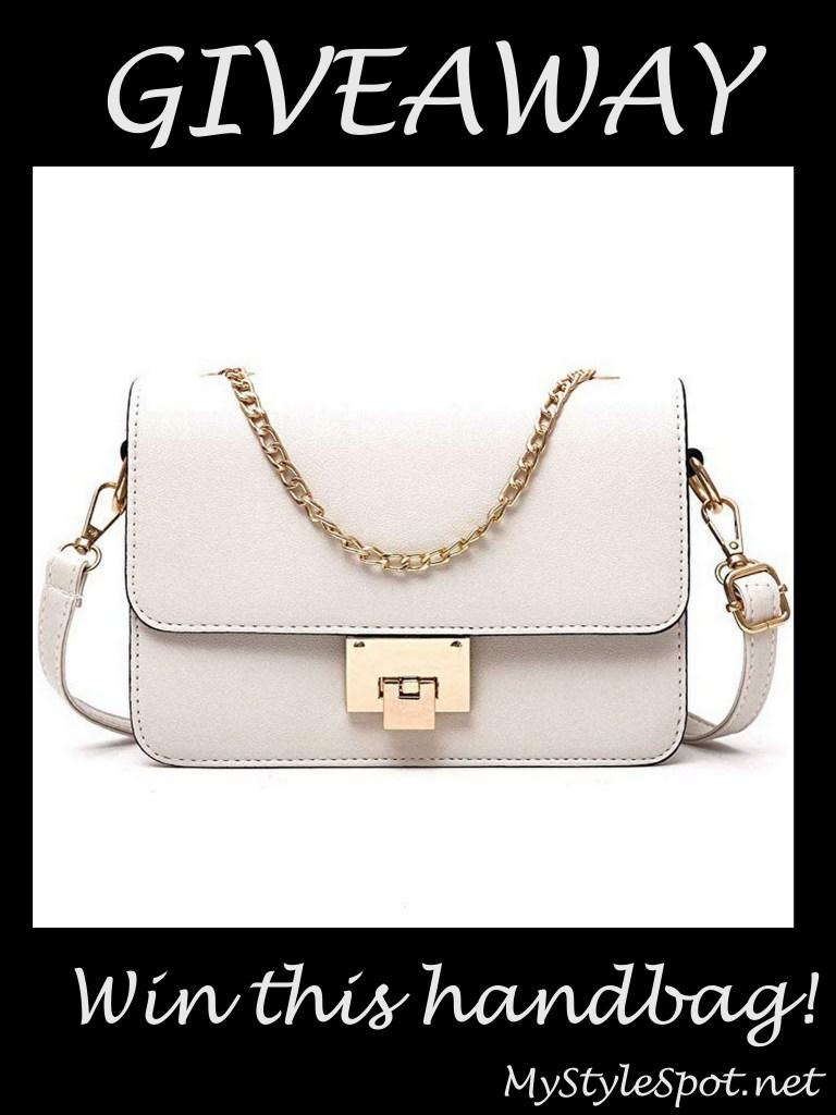 GIVEAWAY: Win this Chic Handbag