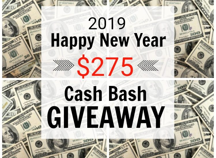 Enter to Win $275 Cash!