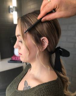 How to Create a Voluminous Ponytail Hairstyle with Extensions