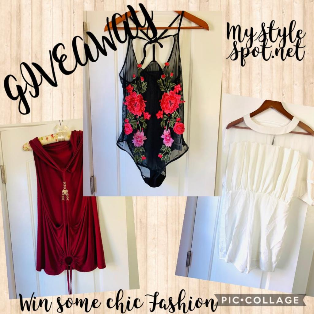 Win chic ladies fashion- 3 pieces!