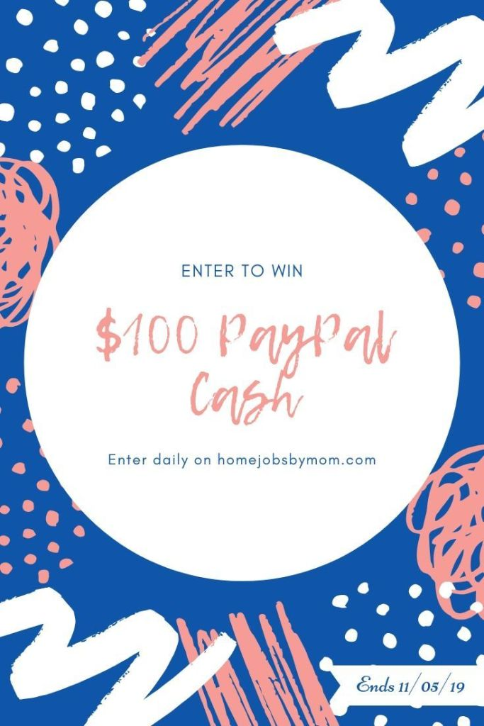 Enter to win a $100 paypal cash prize - open worldwide!