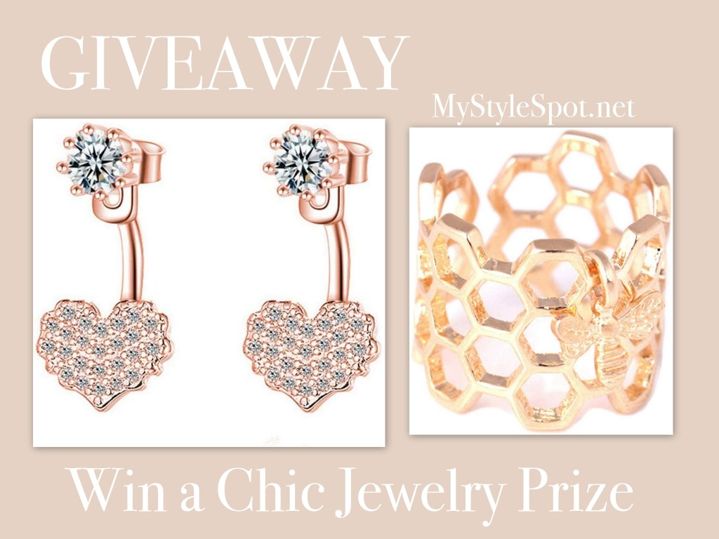 Enter to win a jewelry prize