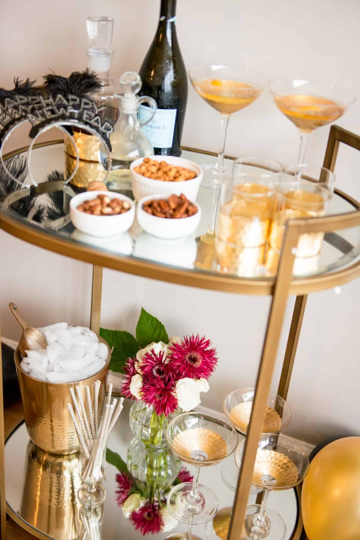 New Year Home Party Ideas