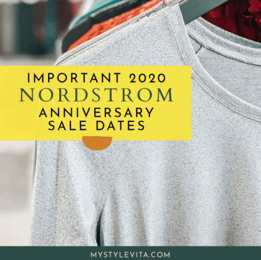 Photo of Nordstrom Anniversary Sale 2020 – Everything You Need To Know