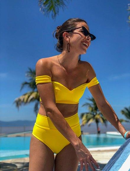 Swimsuit-bikini-yellowbikini-summer-beforesummerends-mexicandesigner-karlavargas
