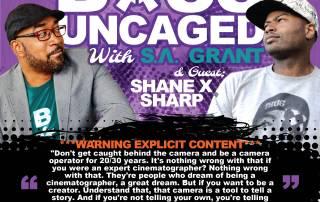 "S1E11 - Producer & Rapper: Shane Hoyte aka ""Shane Sharp"" - S1E11 (#11)"
