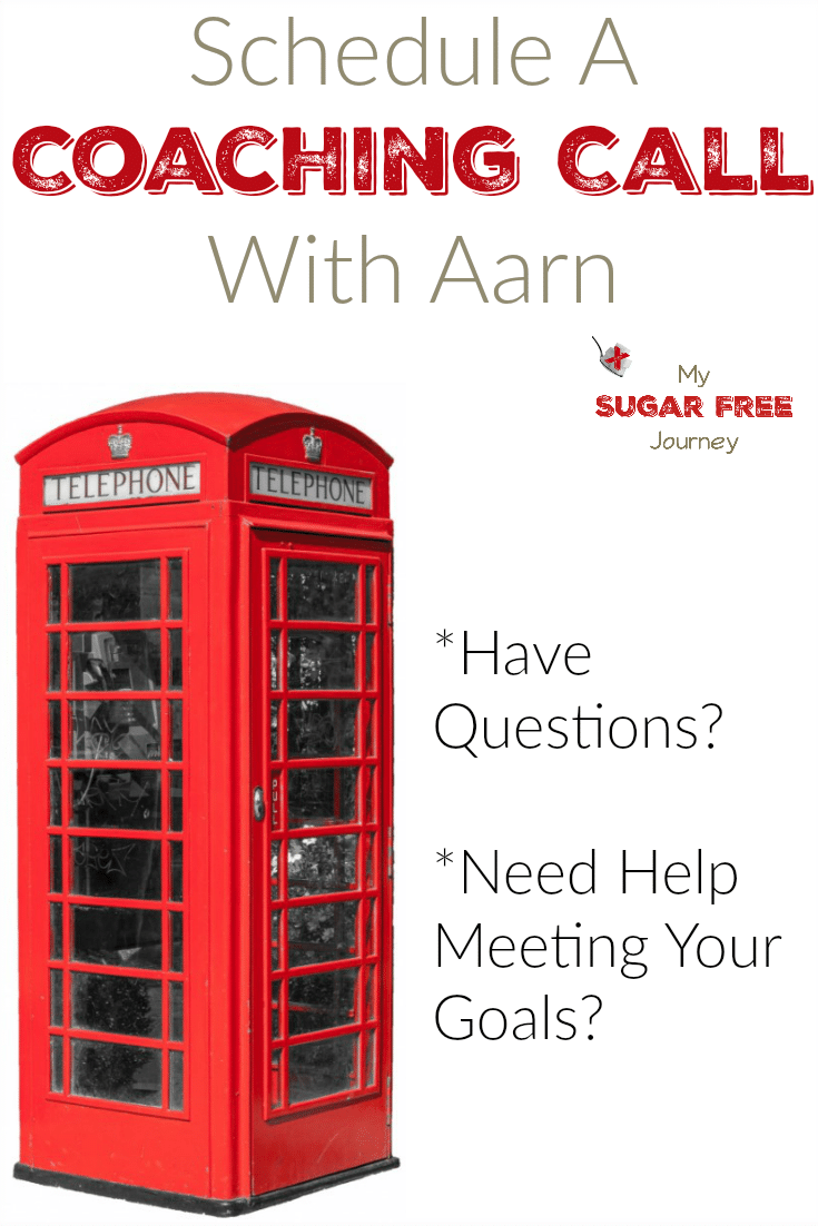 Need help reaching your weight loss and fitness goals?  Book a phone call with Aarn and I'll work with you to help get you where you want to be!