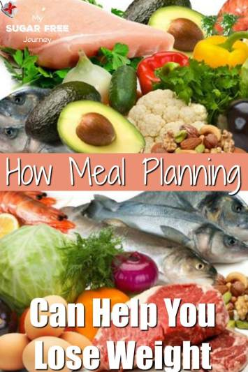 How Meal Planning can Help You Lose Weight!