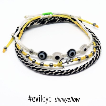 EVILEYE – think yellow