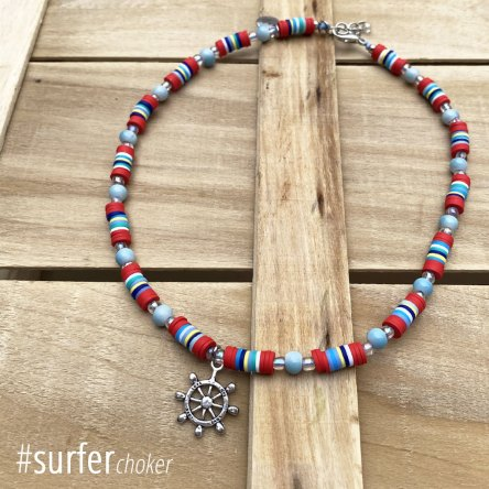 SURFER Choker – RED