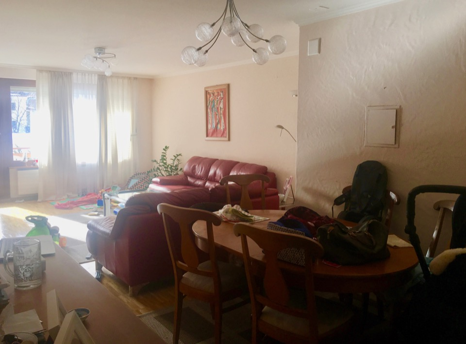 Situation premium pour cet appartement ski in/ski out