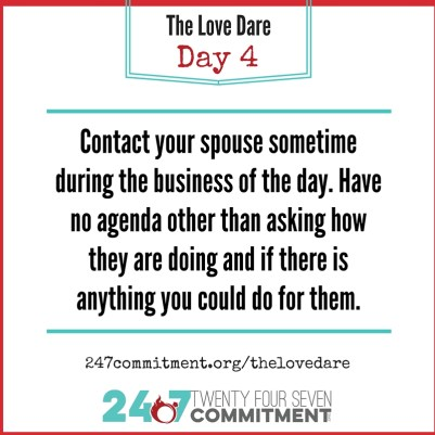The-Love-Dare-Day by my sunny posts