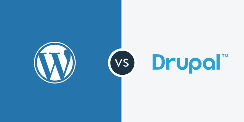 Wordpress или Drupal - плюсове и минуси