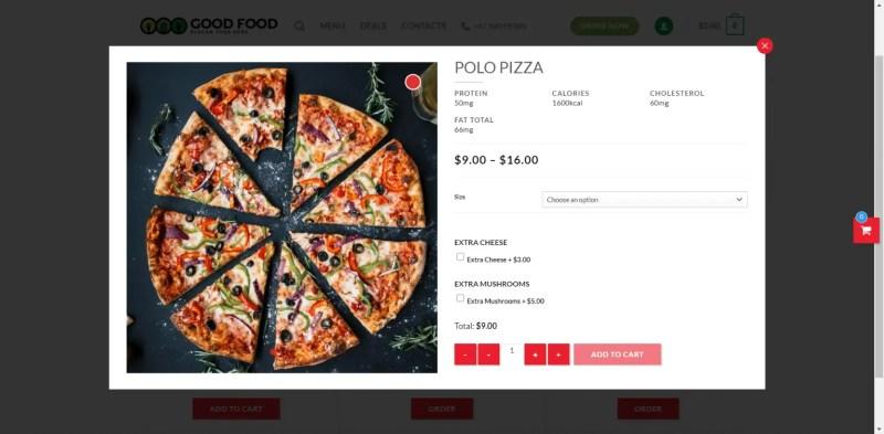 онлайн поръчки на храна