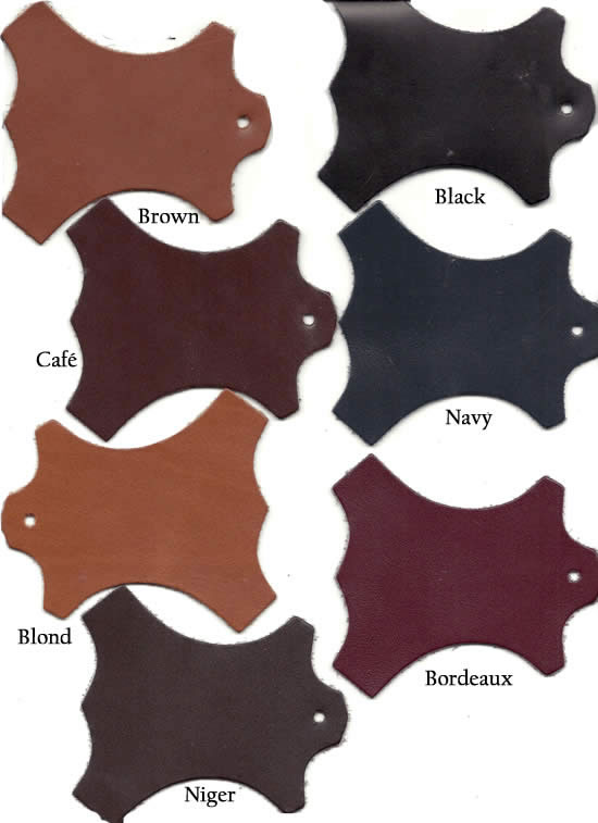 Calf - Colours available