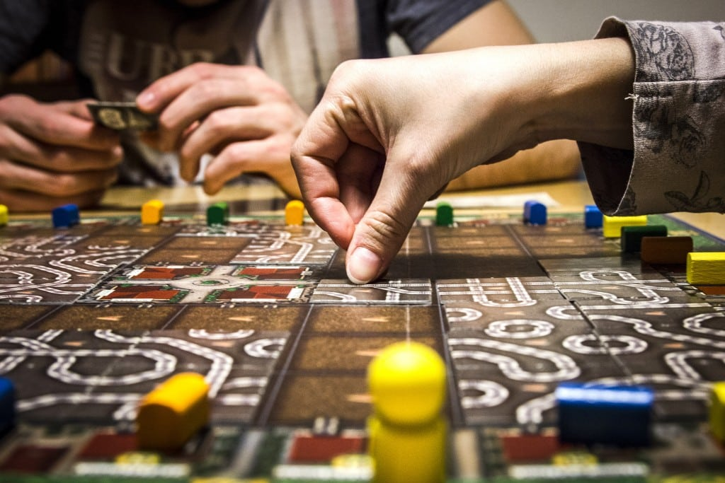 Board Games, games