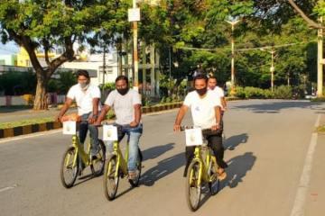 Cycles4Change, Mysuru