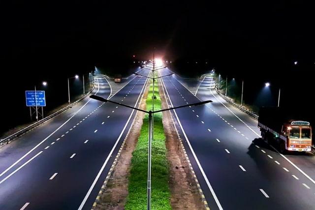 Bidar Chamarajanagar expressway representative Pic