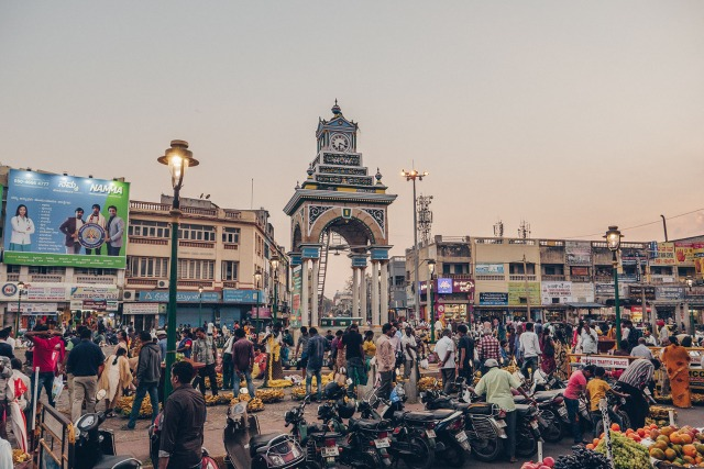 Market Mysore