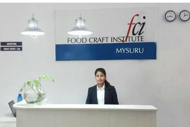 Food Craft Institute Mysuru