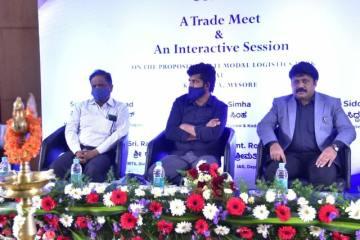 Concor Mysuru ICD MMLP Trade Meet 2020