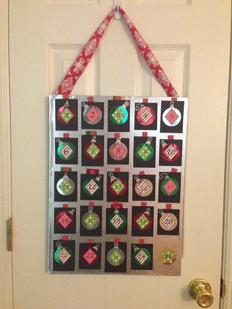 Advent Calendar -Preparing for Christmas (1/6)