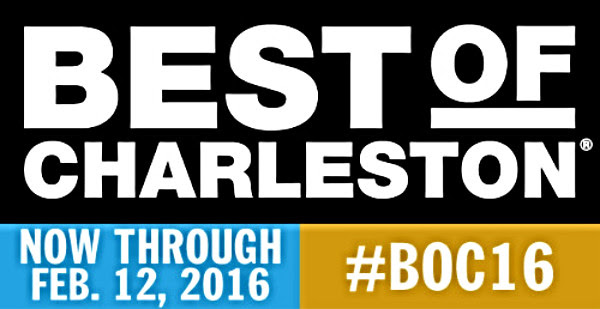 Best of Charleston 2016, WE NEED YOUR VOTE