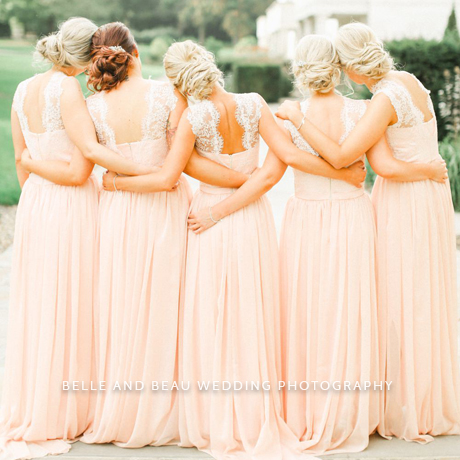 Bridesmaid Dresses - Wedding Gallery Page. // My Sweet Engagement // mysweetengagement.com