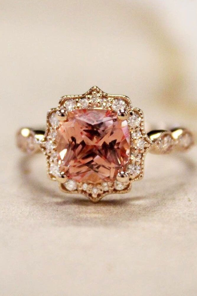 Vintage Engagement Rings 18 Ideas To Love 💍 My Sweet