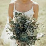 Greenery Wedding Bouquet 20 Ideas You Ll Love My Sweet Engagement