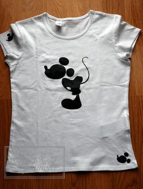 camiseta Mickey 1