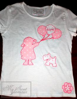 Camiseta niña 3