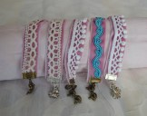 pulseras-terciopelo-rosa