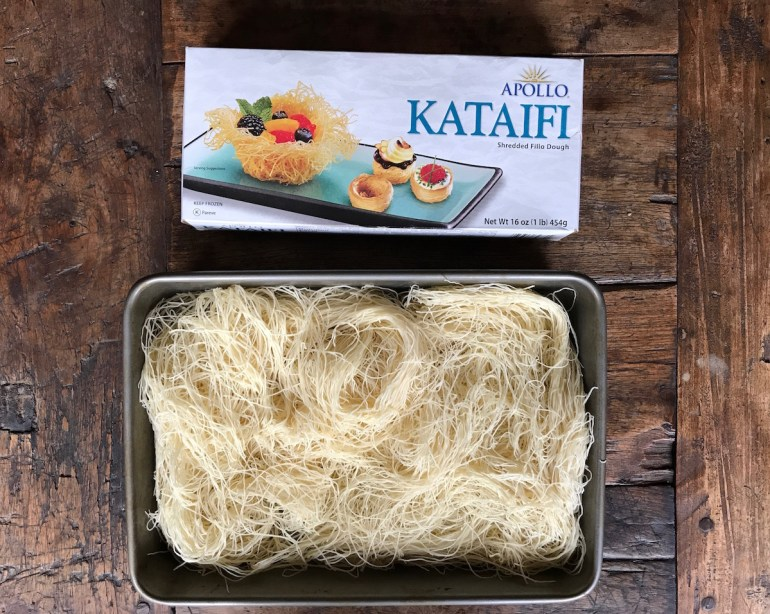kataifi-base