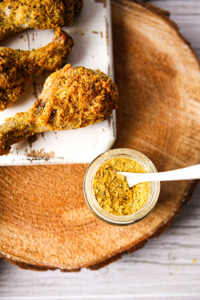 Vegan spice blend the perfect dry rub for tofu or chicken