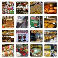 Épiceries du monde, route des saveurs à Montréal