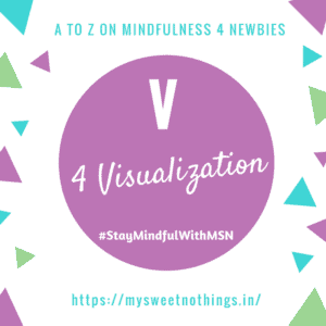 A To Z 2018 Challenge - V For Visualization