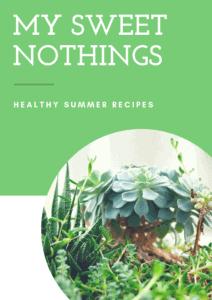 Healthy Summer Recipes Ebook