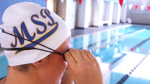 myswimpro swim cap
