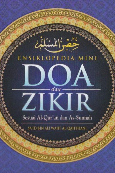 Ensiklopedia Mini - Doa & Zikir (Poket)