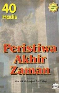 40 HADIS - PERISTIWA AKHIR ZAMAN (RUMI)