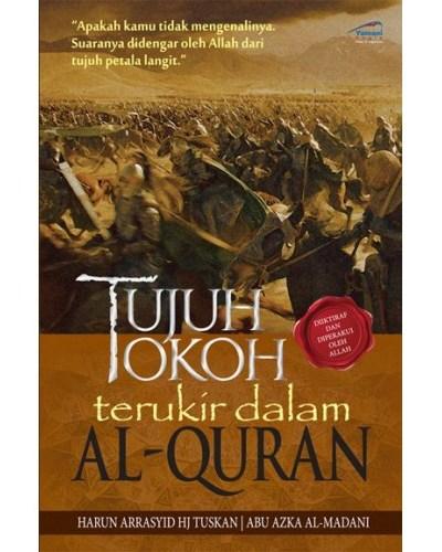 TUJUH TOKOH TERUKIR DALAM AL-QURAN