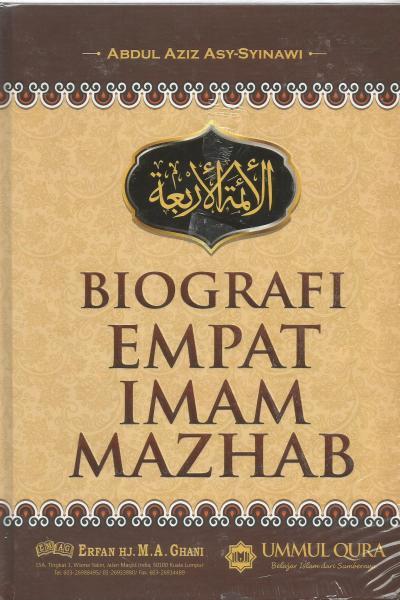 Biografi Empat Imam Mazhab
