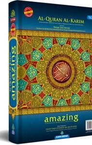 Al-Quran Al-Karim Amazing (A4)
