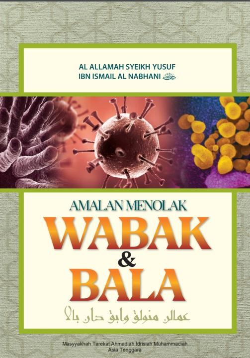 Amalan Menolak Wabak & Bala Covid-19