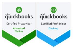 intuit quickbooks certified pro advisor, advanced online, desktop