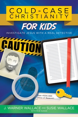 Cold Case Christianity teaches children to study and investigate the truths found in the Bible. It is a fun and interactive way to learn about their faith and beliefs.